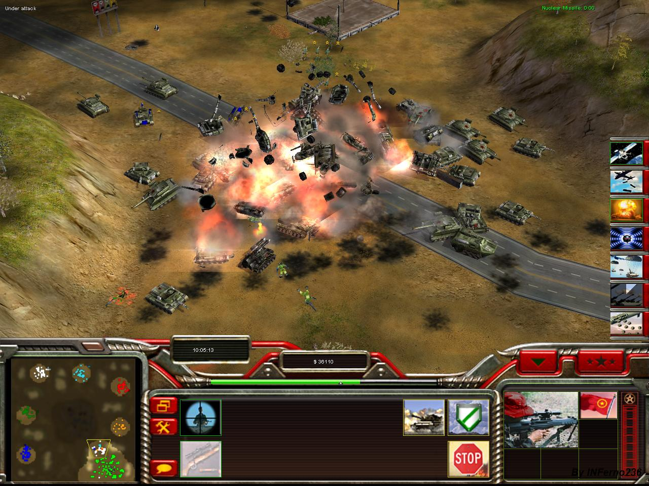 Command Conquer Generals Project Raptor Карты
